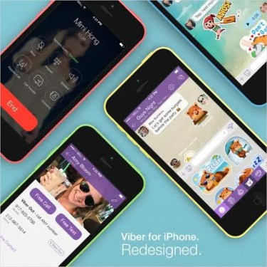 Viver for iPhone