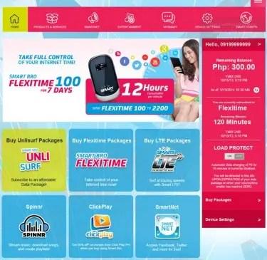 SmartBro Dashboard