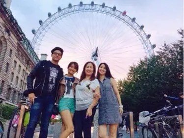 KathNiel London Eye