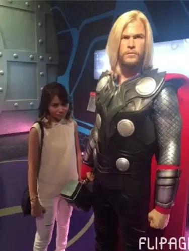 Kath and Thor
