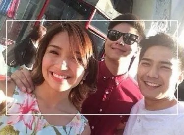 KathNiel and Robbie