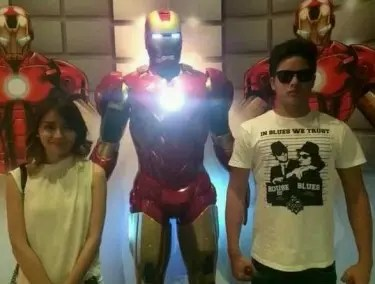 With IronMan