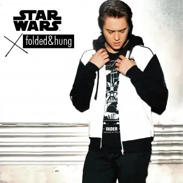 Enrique 2 - Star Wars x Folded  & Hung (2)