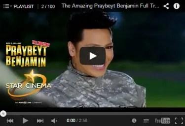 Praybeyt Benjamin Trailer