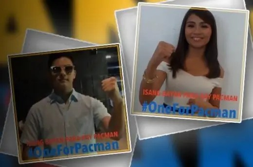 KathNiel One for Pacman