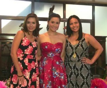 Mariel with the Girls