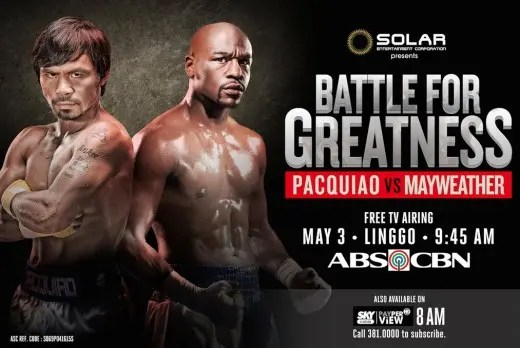 Battle for Greatness