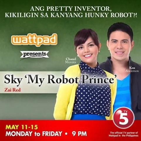 Sky My Robot Prince