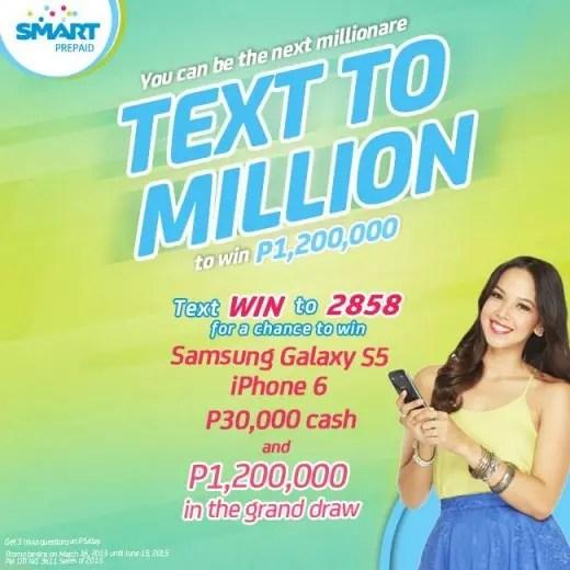 Text to Million