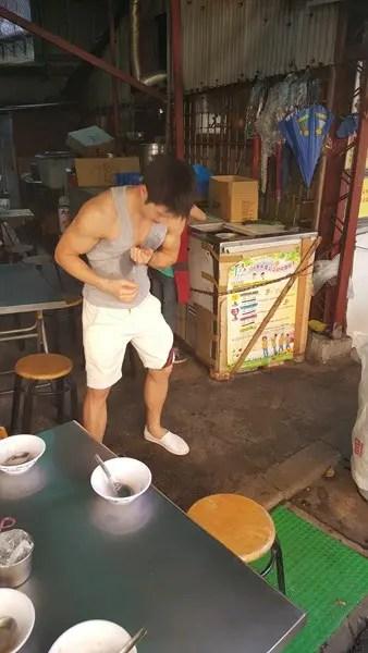 Hot Taiwanese 8