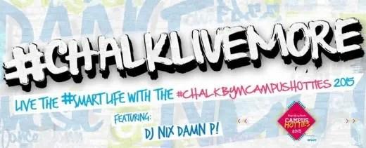 Chalk Live More