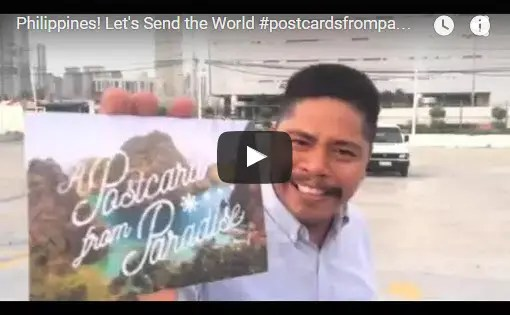 Postcards from Paradise Video