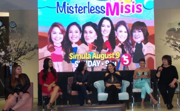 Cast of Misterless Misis