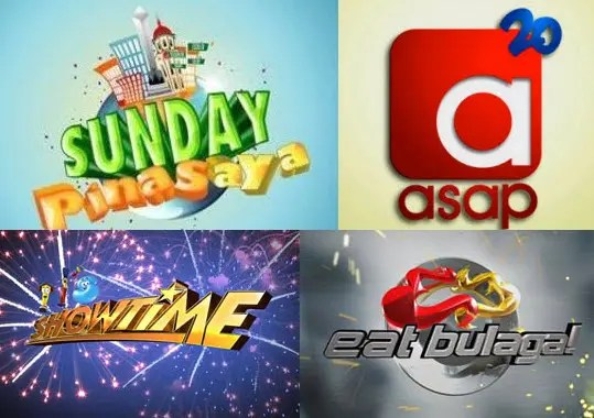 Weekend Noontime Shows