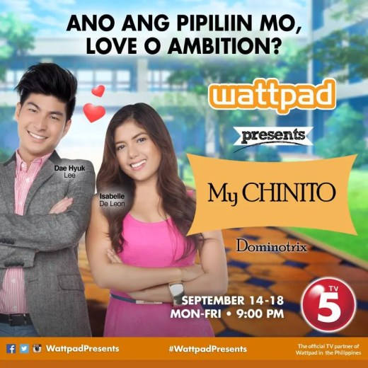 My Chinito TV5