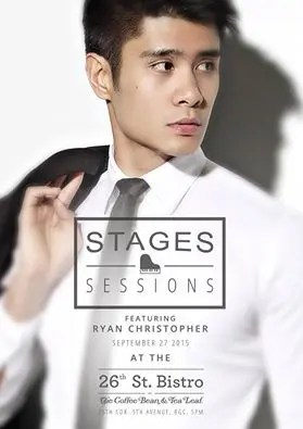 Ryan Sy Stages Sessions