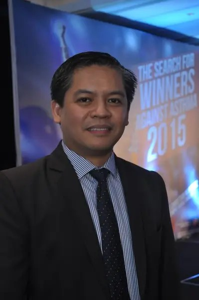 Dr. Gio Barangan GSK Medical Director