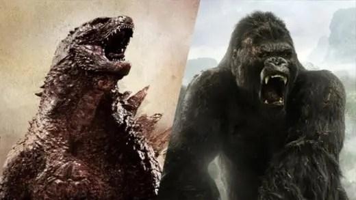 Godzilla KingKong
