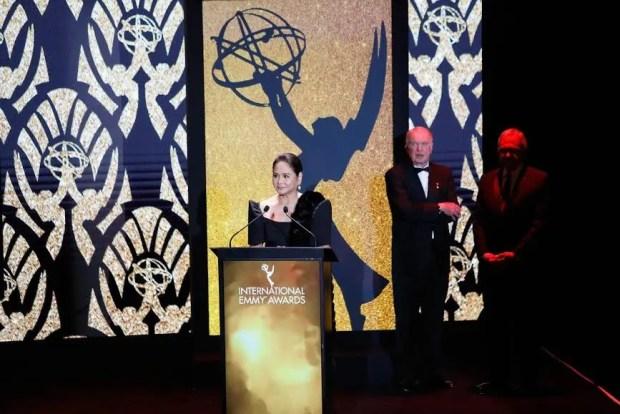 Charo Intl Emmy