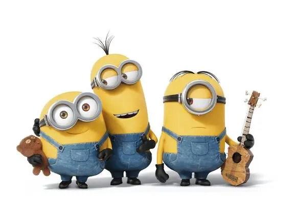 Minions Trio