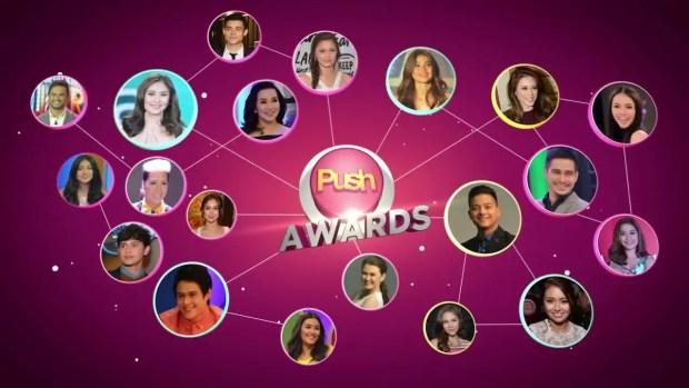 Push Awards logo