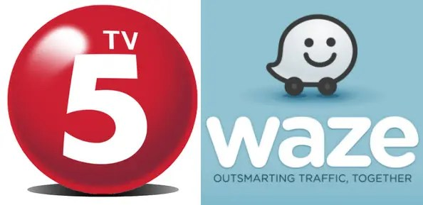 TV5 Partners with Waze to Help Pinoys Avoid Getting Stuck in