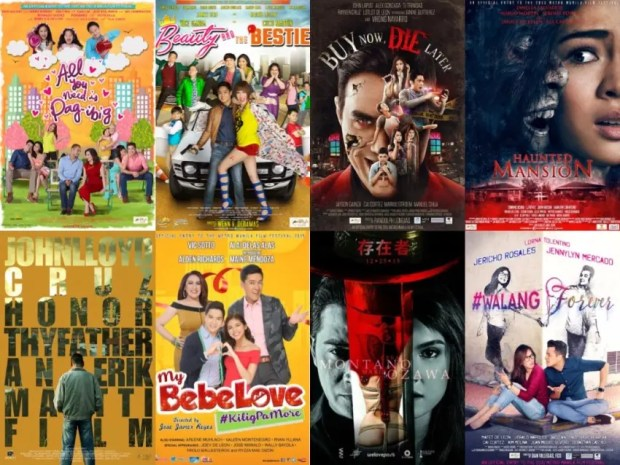 MMFF 2015 First day