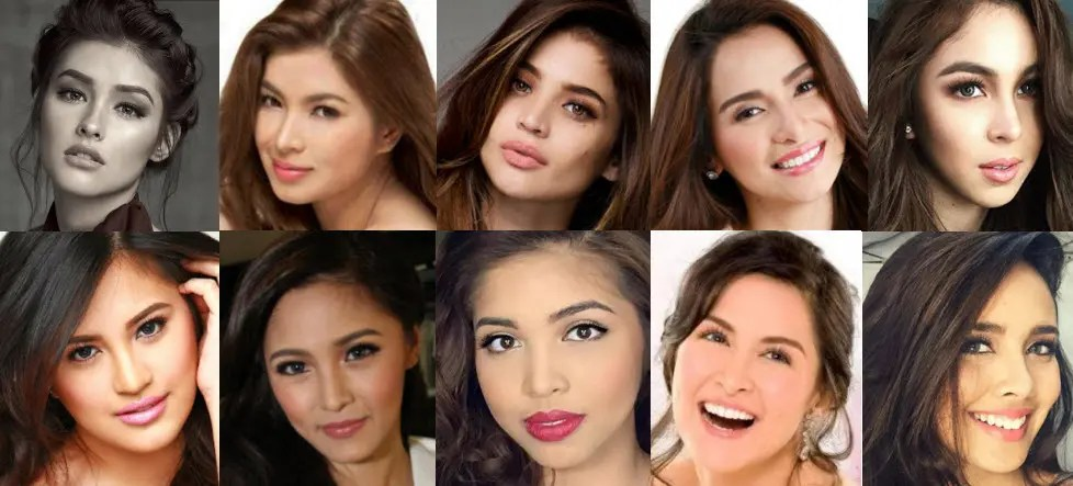 100 Most Beautiful Women In The Philippines For 2015  The -8047