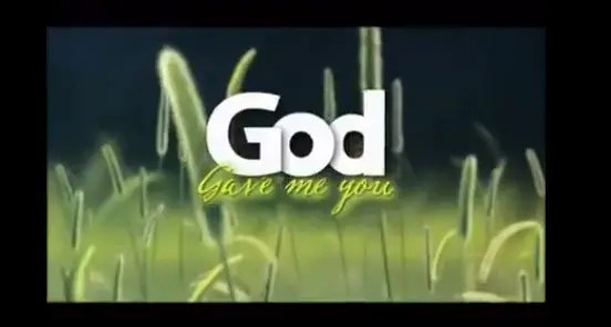 God Gave Me U trailer