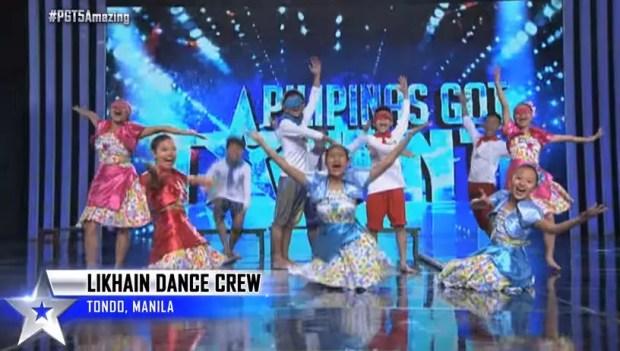 Likhain Dance Crew