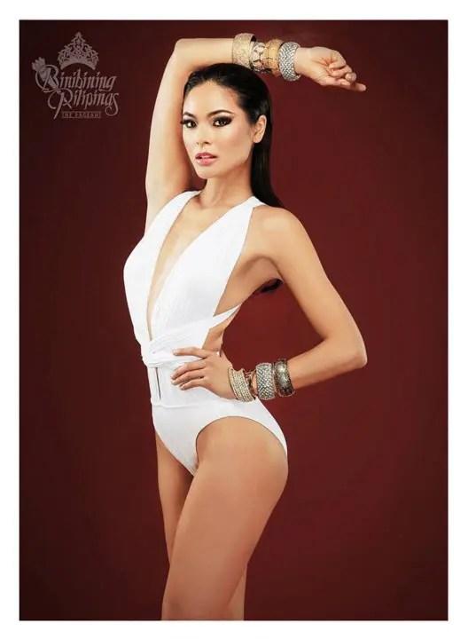 Maxine Medina in Swimsuit