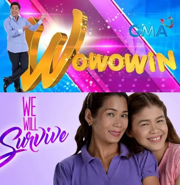 Wowowin We Will Survive