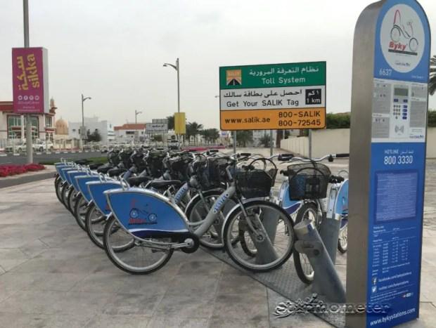 Dubai Bycycle
