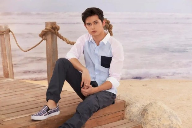 James Reid for Bench