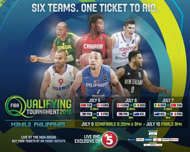 FIBA Qualifying Tournament