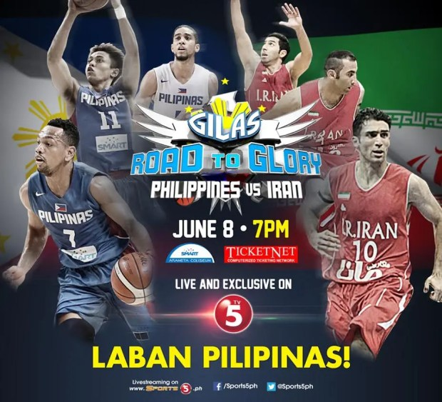 Gilas Road to Glory