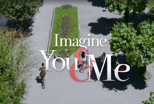Imagine You and Me