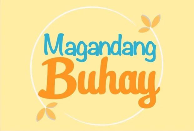Magandang Buhay Titlecard
