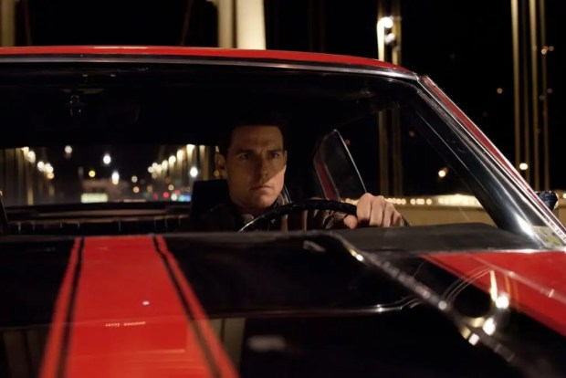 Tom Cruise is Reacher in JACK REACHER, from Paramount Pictures and Skydance Productions.OS-11393