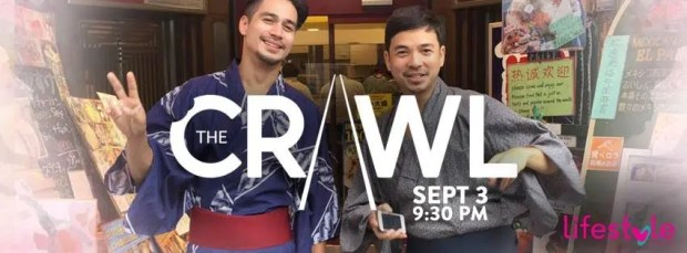 The Crawl with Piolo
