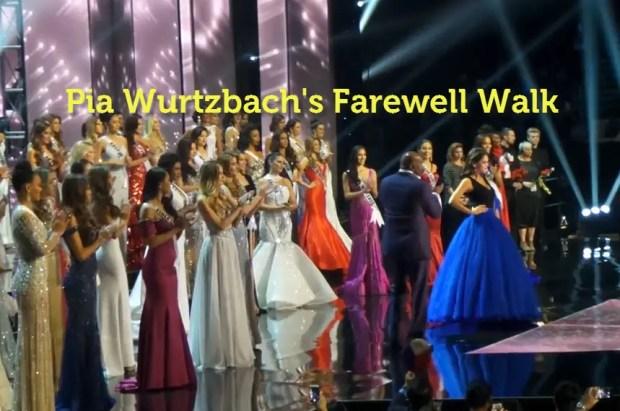 Farewell Walk