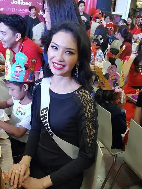 Miss China 2