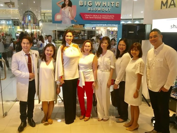 Ruffa Gutierrez and the People behind the 'Big White Blowout'