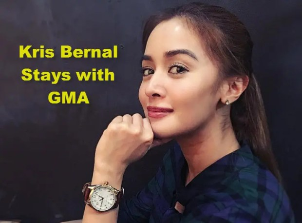 Kris Bernal GMA