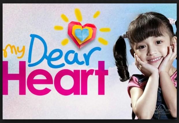 My Dear Heart ABS