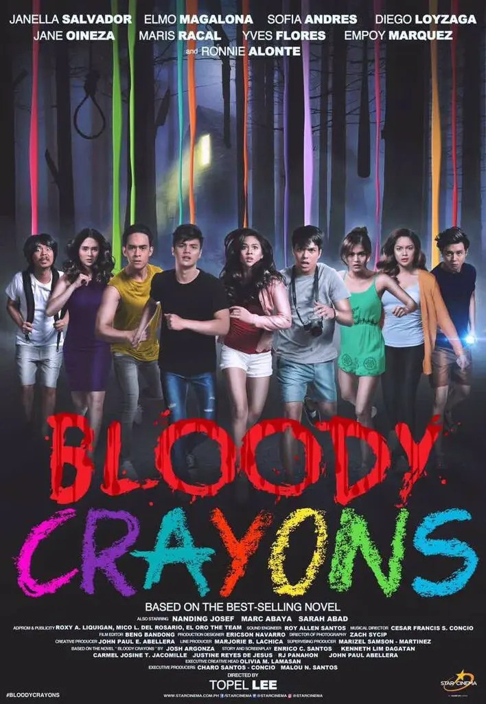 Bloody Crayons Movie Poster And Trailer Starmometer