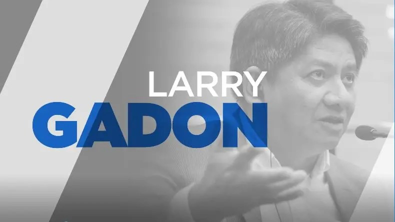 Larry Gadon