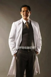 Joey Marquez as Dr.Powers