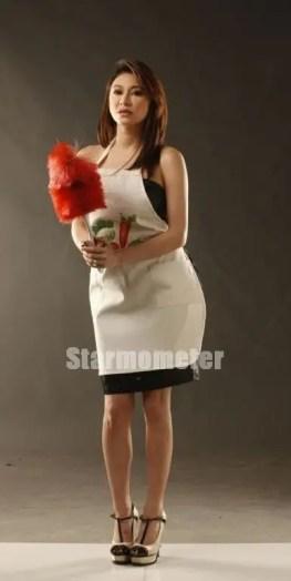 Rufa Mae Quinto as Mrs.Stephani Powers