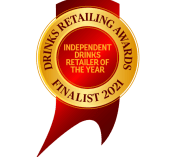 Winner of Drinks Retailing Award - 2021